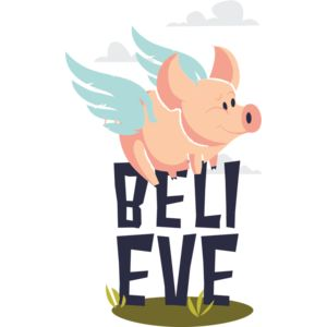 Believe (Pig Flying) Thumbnail